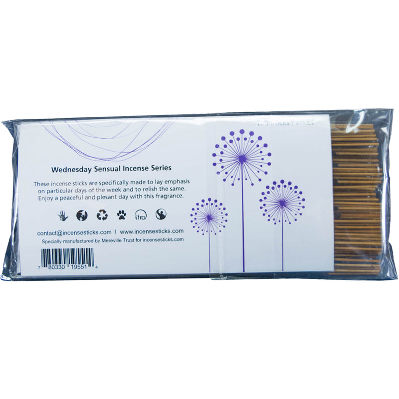 Incense - Wednesday Incense Sticks