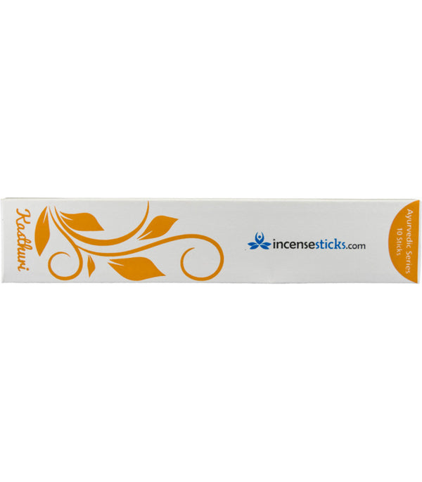 Ayurvedic incense - Kasthuri Incense Sticks