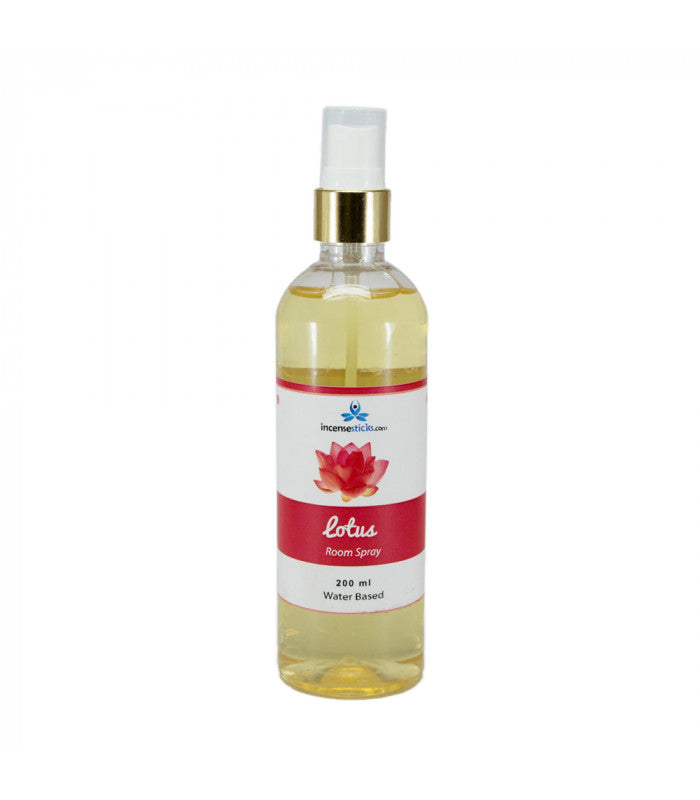 Room Sprays - Lotus Room Spray