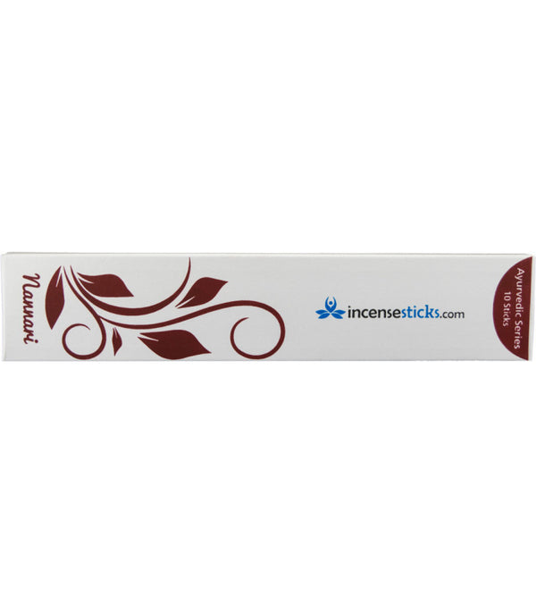 Ayurvedic incense - Nannari Incense Sticks