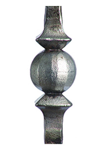 House of Forgings Iron Balusters
