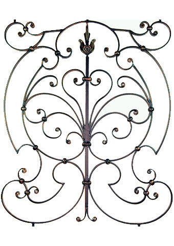 Prefabicated Iron Panels