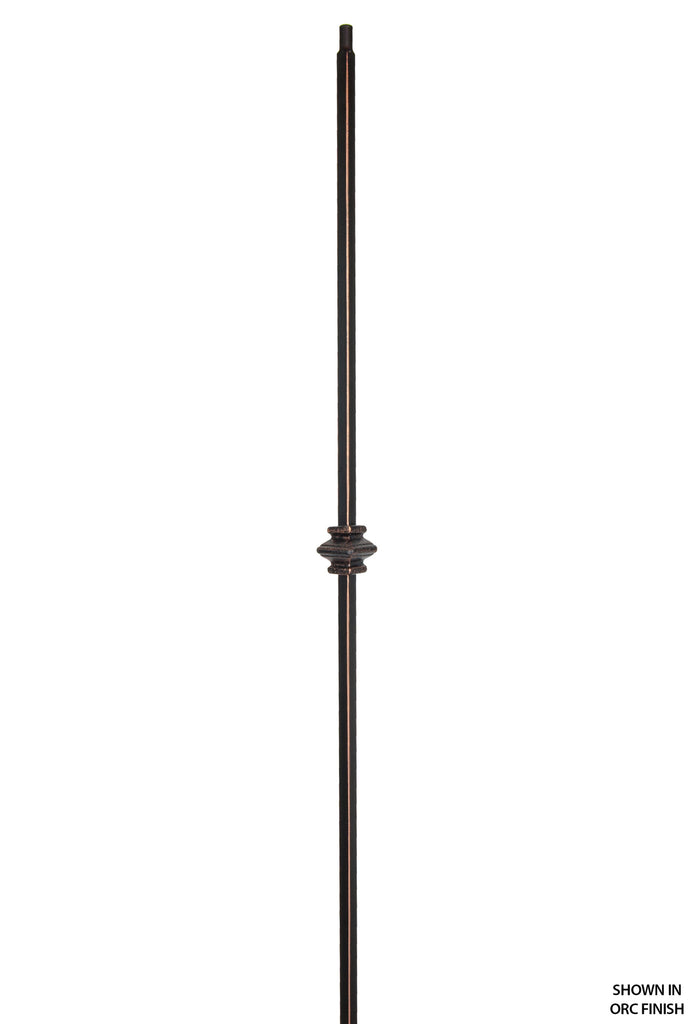 2556 Series 1KNUC Single Knuckle Versatile Iron Baluster