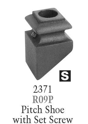 2371 Series R09P Pitch Shoe For Victorian Series Baluster