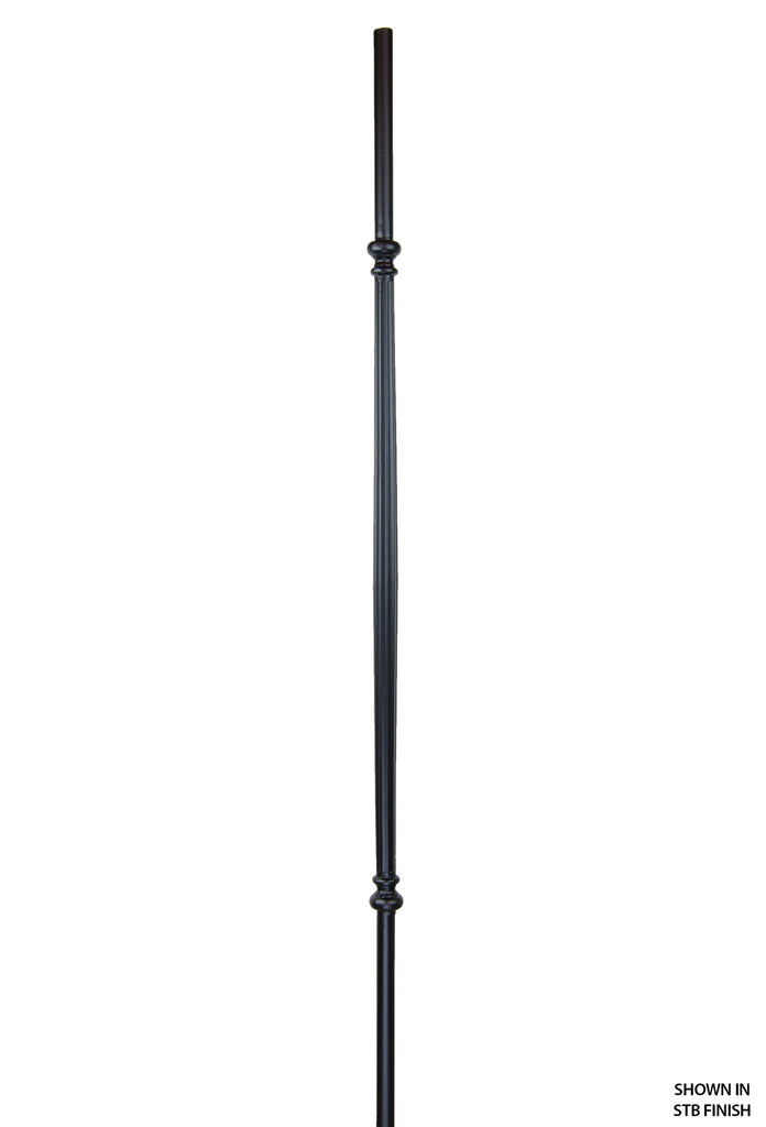 2596 Series M652 Fluted Bar Venetian Iron Baluster