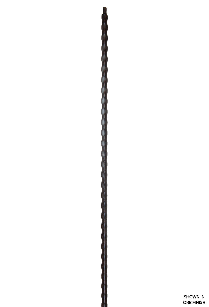 2995 Series M90 Plain Mediterranean Iron Baluster