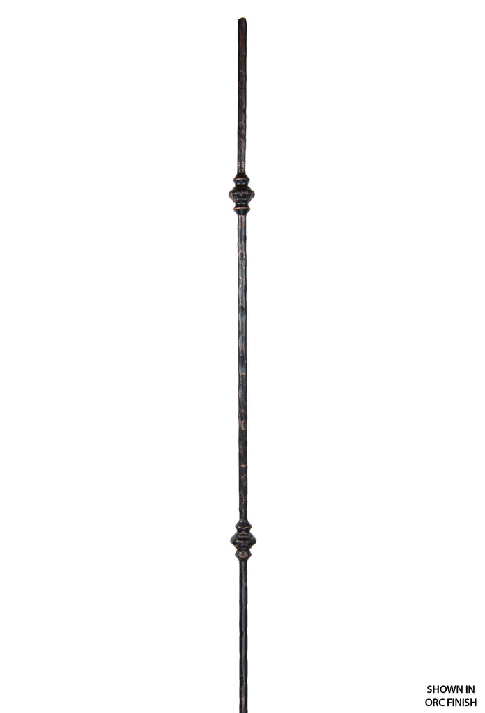 2773 Series R612 Double Ball Victorian Iron Baluster