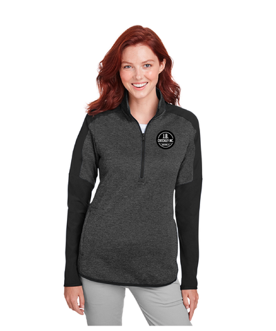 JBC Under Armour Ladies Quarter-Zip