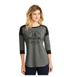 JBC New Era® Ladies Baseball Raglan Tee