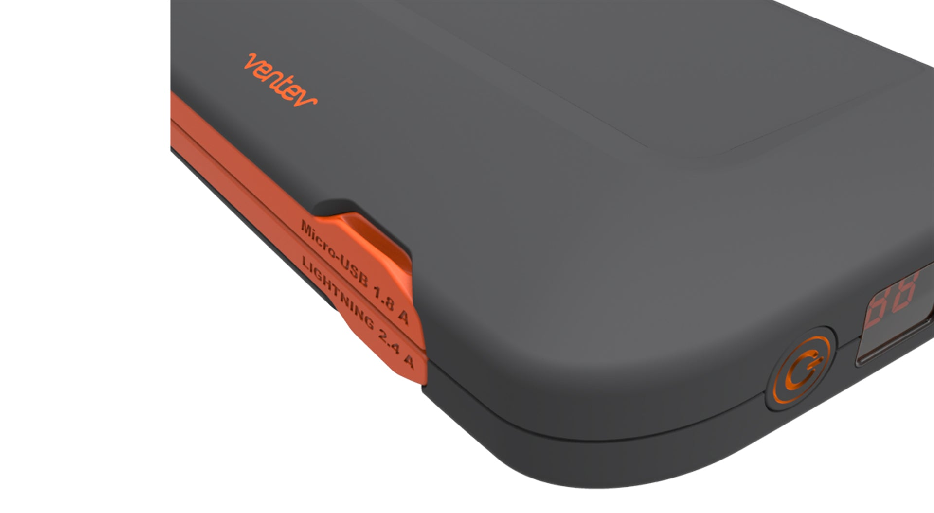 Powercell 10000+ portable battery