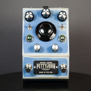 Pettyjohn Predrive Studio guitar bass pedal high quality knobs