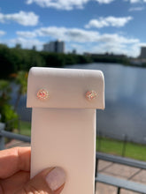 Load image into Gallery viewer, Mini Cz Studs with Bezel