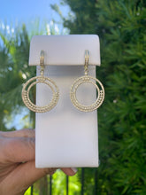Load image into Gallery viewer, Inner Circle Statement Earring