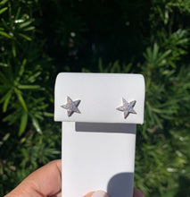 Load image into Gallery viewer, Star Stud Earrings