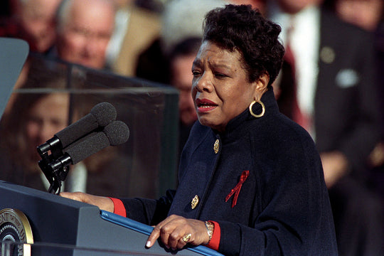 Maya Angelou: A Voice of Clarity, A Heart of Courage