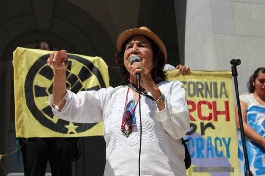 "Dolores Huerta: ""Sí, Se Puede"" A Lifetime of Fighting for Fairness and Justice"