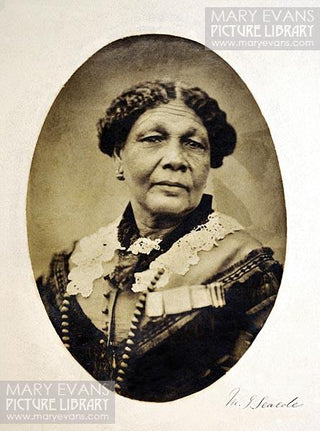 Mary Seacole: Adventure Unafraid, Give Unabashed