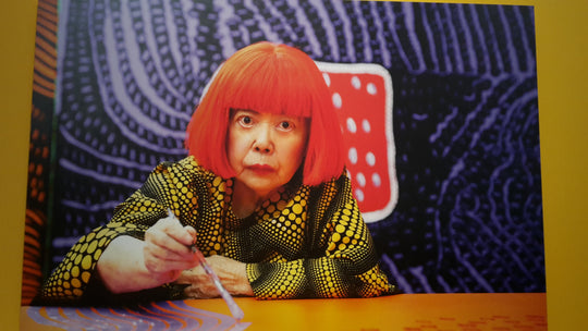 Yayoi Kusama: The Success of Staying True to Your Vision