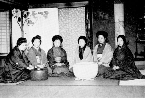 Seito Women of Japan, founders of the Bluestocking Feminist Magazine
