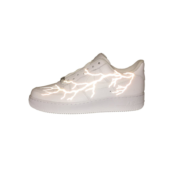 REFLECTIVE LIGHTNING AIR FORCE 1