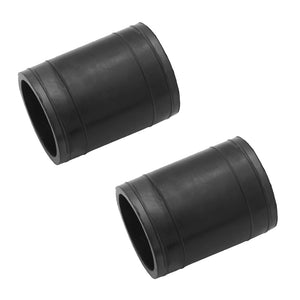 "Panel Connector Hose, 3.75"" Rubber Coupling"