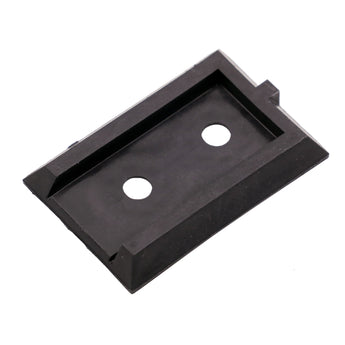 Outlet Header Bracket Flashing Base