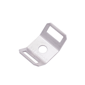 Strap Bracket, Stainless Steel