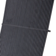 SwimJoy Industrial Grade Solar Pool Heater Panel, 1ft. Wide Add-on Collector