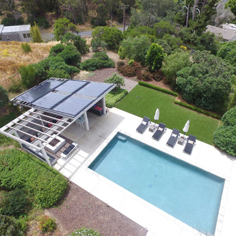 [DIY KIT] SwimLux Glazed Solar Pool Heating System (Significant High Energy Performance)