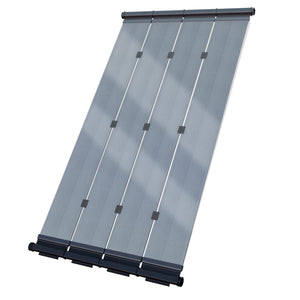 SwimLux Solar Panels - Glazed Solar Pool Heater (Significant High Energy Performance)