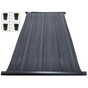 SwimEasy Solar Panels - Universal Solar Pool Heater Panel Replacement & Connection Hardware Pack