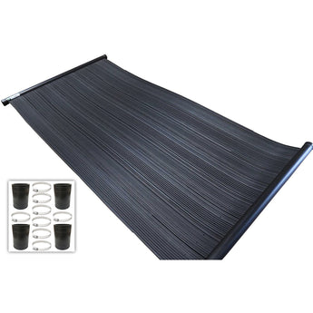 SwimEasy Universal Solar Pool Heater Panel & Connection Hardware Pack