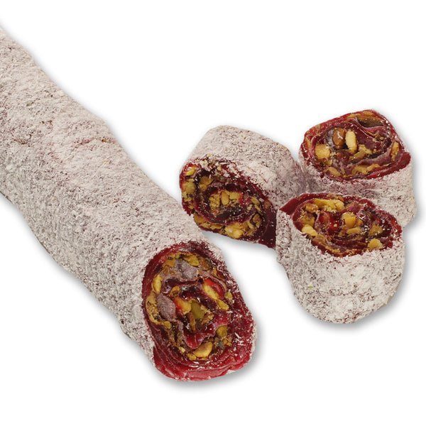 Pomegranate Pistachio Wrap
