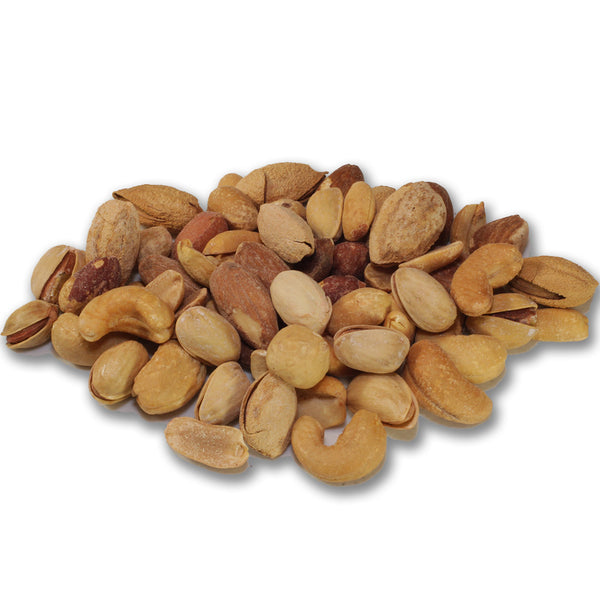 Mixed Nuts Without Seeds
