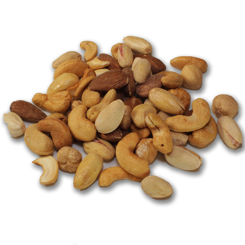 Mixed Nuts Without Seeds or Peanuts