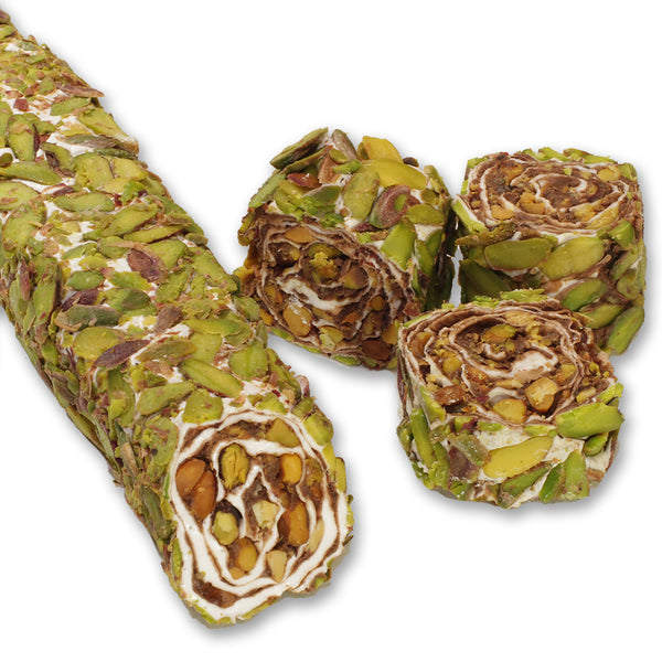 Pistachio Chocolate Wrap