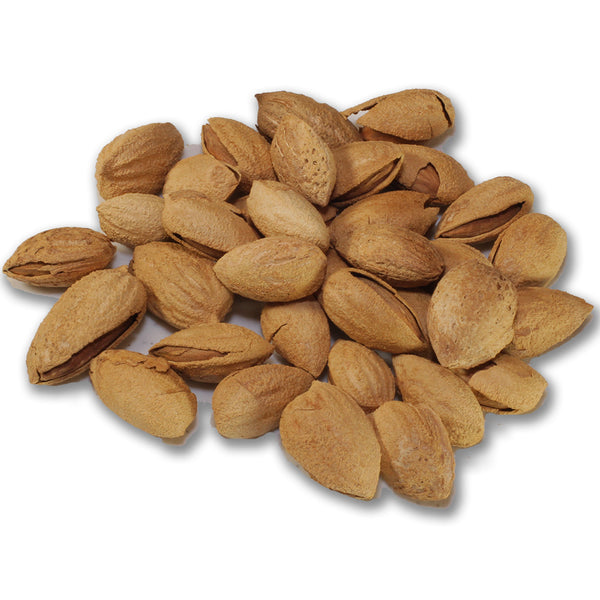 Shell Unsalted Almonds