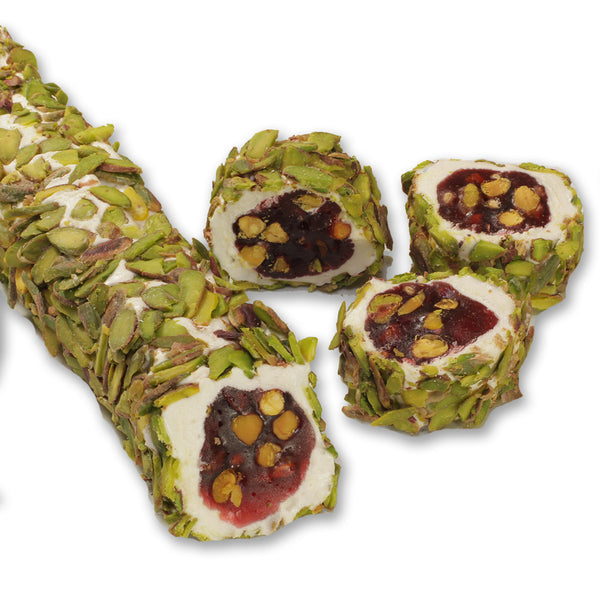 Sultan Pistachio Pomegranate Wrap