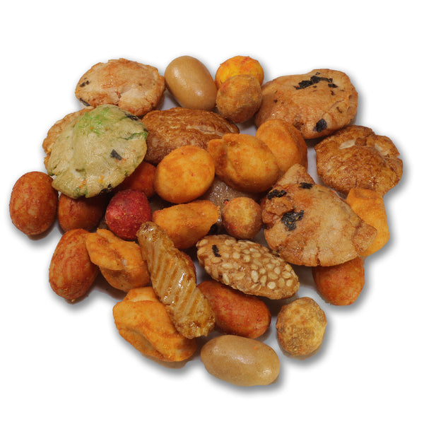 Party Mix  Snacks