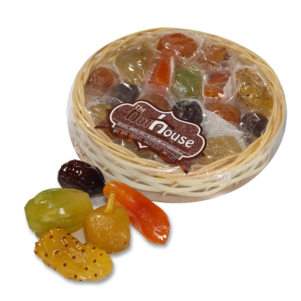 Mix Dried Fruit Small Basket