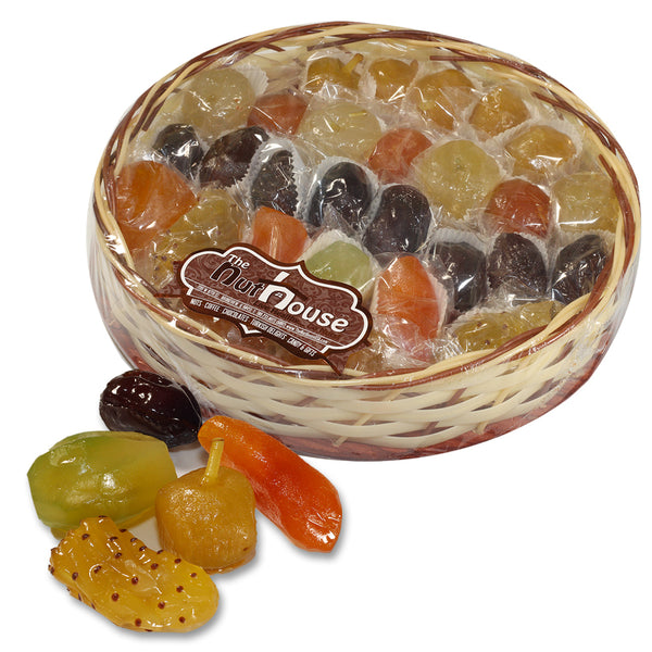 Mix Dried Fruit Large Basket
