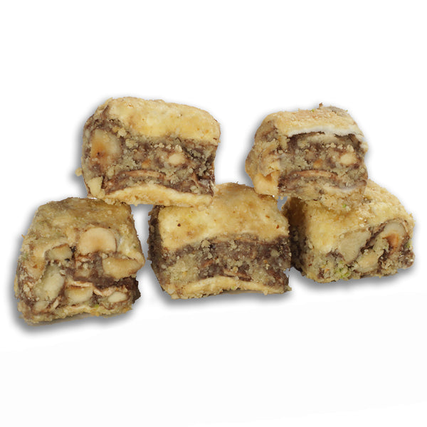 Hazelnut Chocolate Baklava