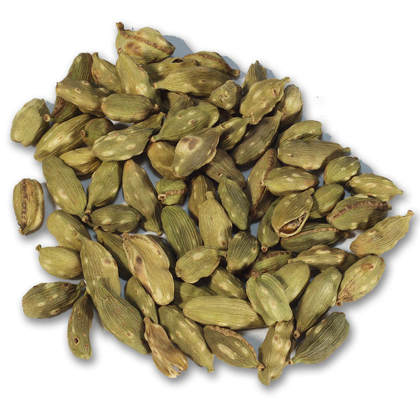 Roasted Green Cardamom