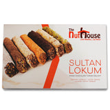 Sultan Lokum Mixed Chocolate Turkish Delights 400g