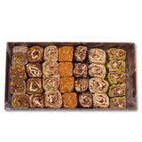 Sultan Lokum Mixed Chocolate Turkish Delights 700g