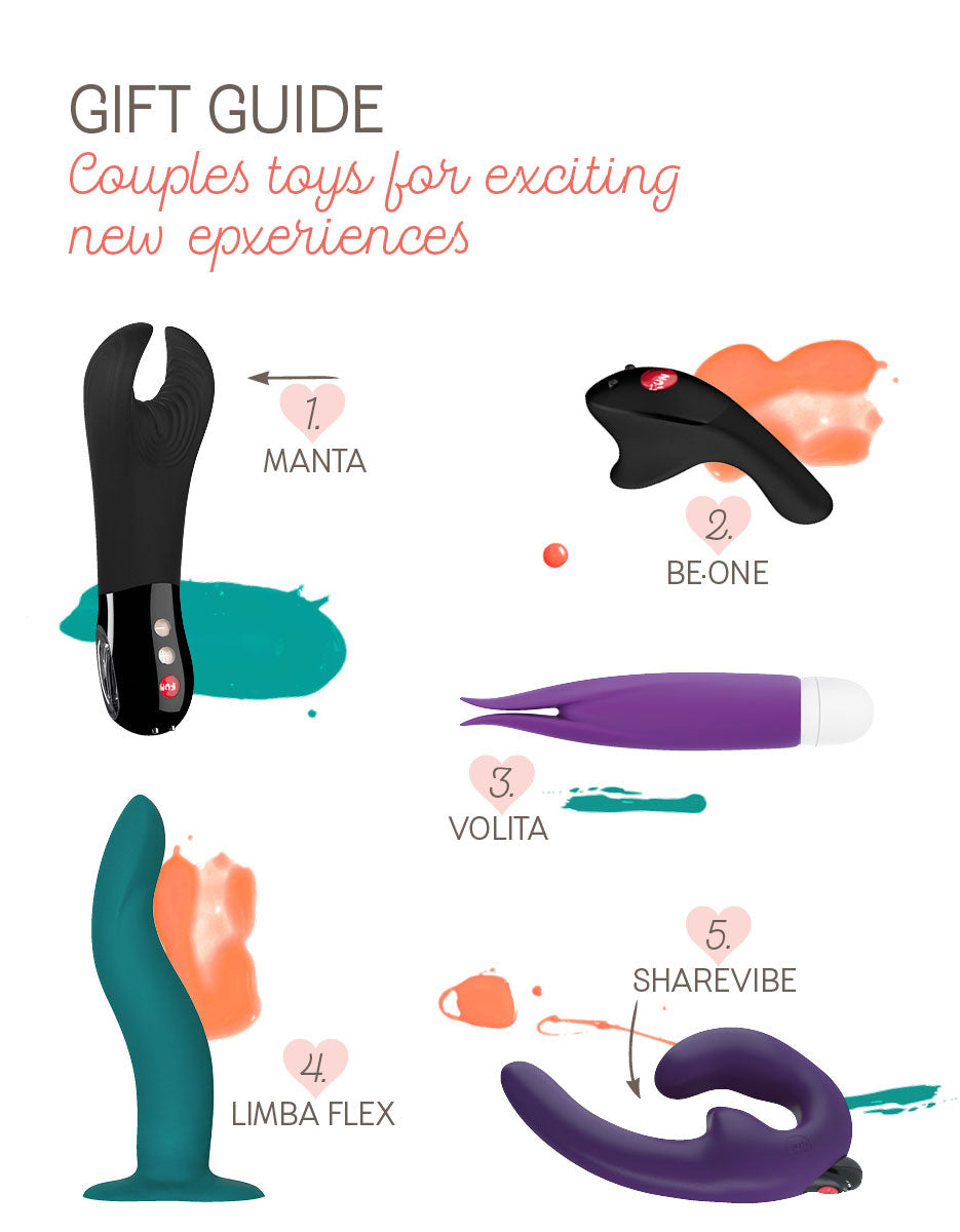Couples toys for exciting new experiences