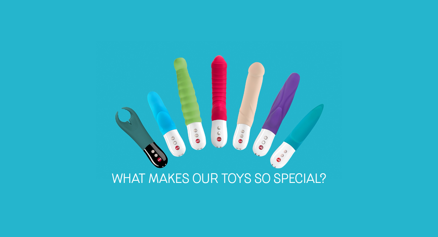 FUN FACTORY Vibrators What makes our toys so special?