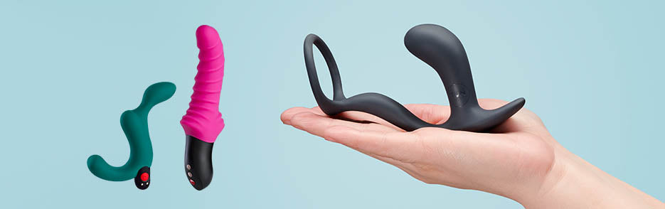 Sex Toys for Perineum Stimulation