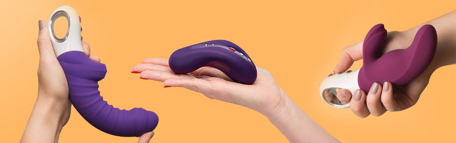 Buying a vibrator - violet vibrator