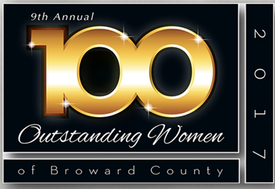 2017 Top 100 Outstanding Women of Broward County benefitting the Boys & Girls Club of Broward County